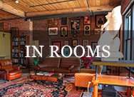 Oriental rugs featured in rooms